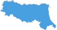 Karte der Skigebiete in Reggio Emilia