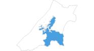 Karte der Wetter in Süd-Tröndelag