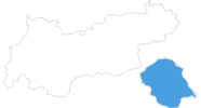 map of all ski resorts in East Tyrol