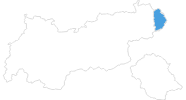 map of all ski resorts in the Pillerseetal