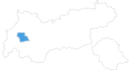 map of all ski resorts in Tyrol West