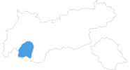 map of all ski resorts in the Tyrolean Oberland