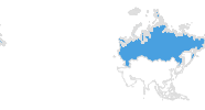 map of all ski resorts in Russia