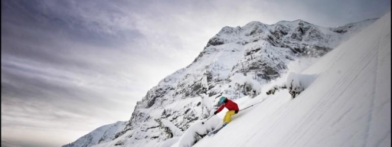 Skifahren in BC ist für viele ein Traum