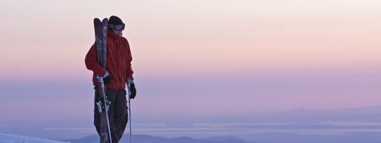 Whiteface Mountain ist eines der bekanntesten Skigbeiete der Ostküste