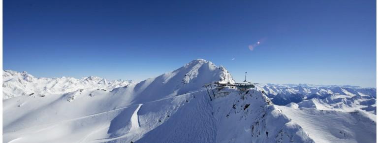 Österreich zählt fast 1.000 Dreitausender - darunter auch der Wurmkogl