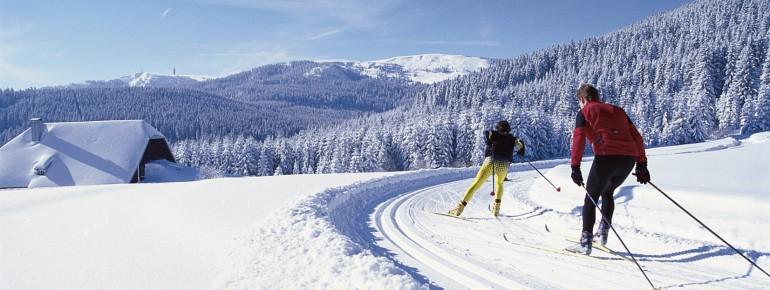 Der Schwarzwald ist eine tolle Region für Langläufer