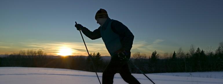 Vor allem bei Langläufern ist Vermont beliebt