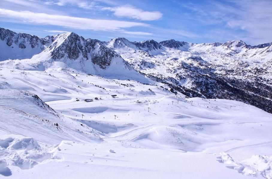 Fairly good ski resort - Review of Grandvalira, Andorra la ...