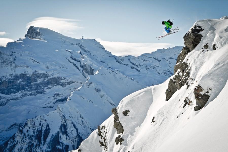 Ski Resorts in the Lucerne - Lake Lucerne Region • Skiing Lucerne ...