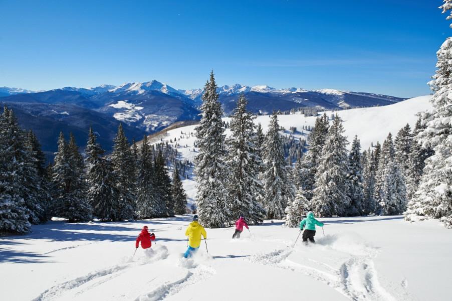 Ski Resorts In The Usa Skiing Usa