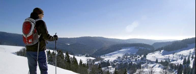 Wintertraum Schwarzwald