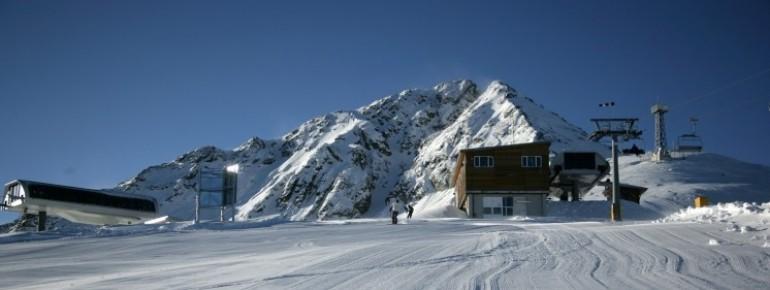 Bansko ist das modernste Skigebiet in Bulgarien