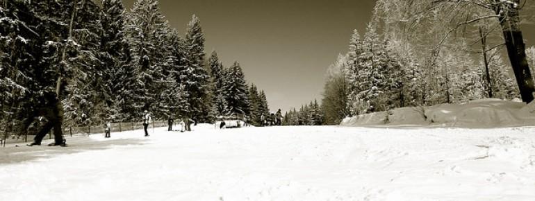 Der Ochsenkopf ist der zweithöchste Berg im Fichtelgebirge