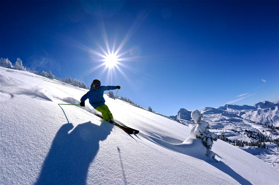 frankreich skifahren