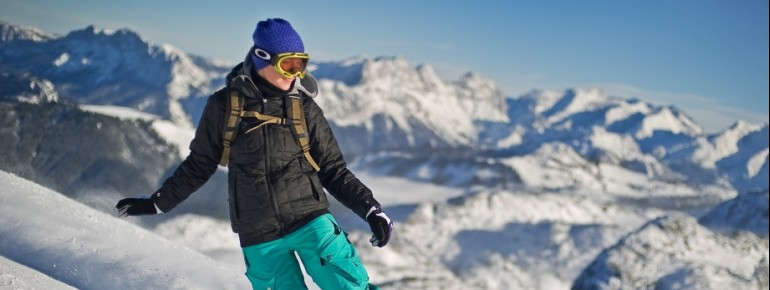 Das Skigebiet Steinplatte Waidring bietet breite Pisten und komfortable Liftanlagen
