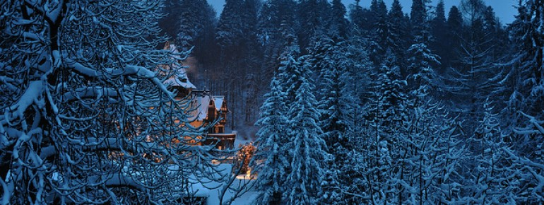 Winter in Sinaia