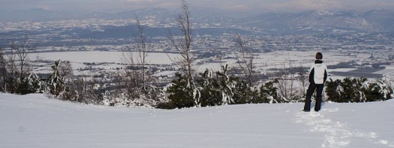 Slowenien bietet fantatsische Wintersportgebiete
