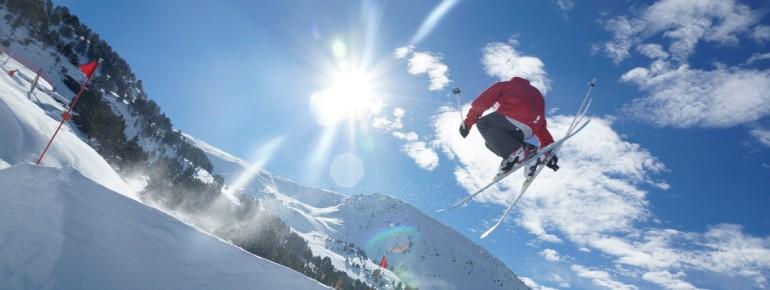 Das kleine Land hat für Wintersportler einiges zu bieten