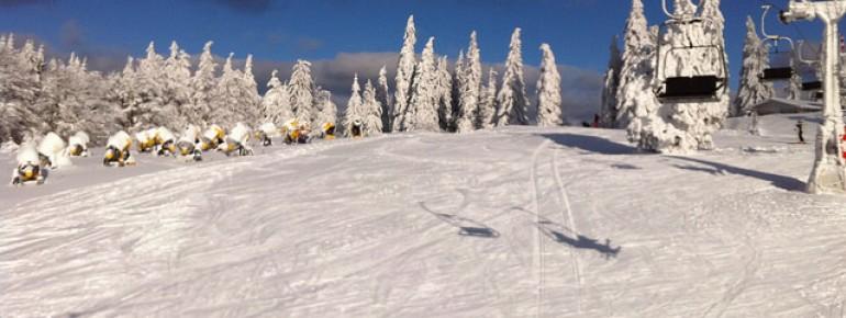 Bayern bietet eine Vielzahl verschiedener Skigebiete