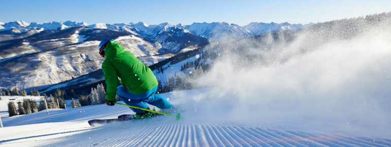 Vail zählt zu den bekanntesten Skigebieten Colorados