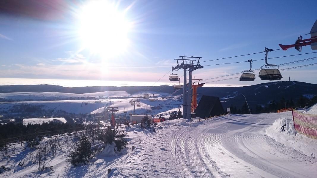 Skiwetter Erzgebirge • 5-Tage Wettervorhersage