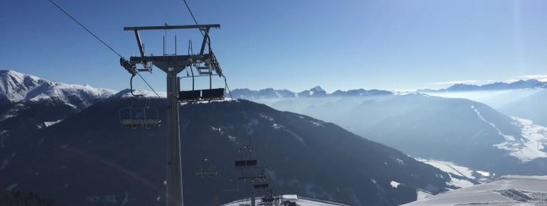 Blick über Osttirol