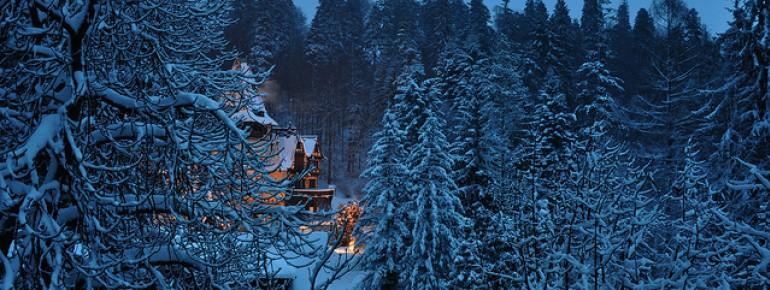 Winter in Sinaia