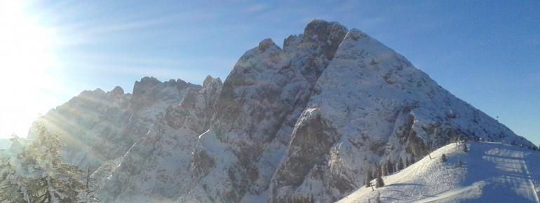 Panorama zum Donnerkogel
