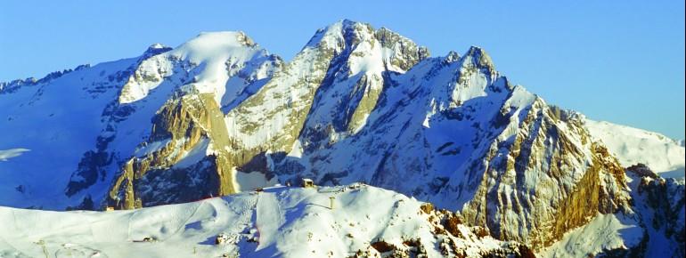 Die Marmolada - Königin der Dolomiten