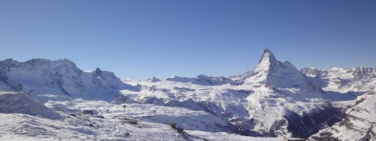 Die Walliser Bergwelt ist einzigartig