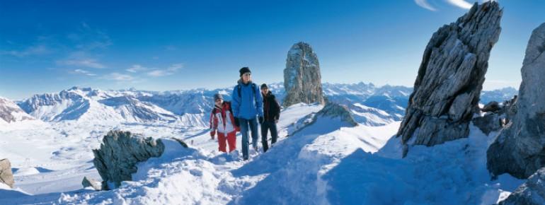 Diablerets zählt zu den größten Skidestinationen in der Genferseeregion