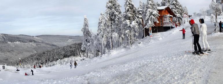 Das Skigebiet von Braunlage ist das größte in Niedersachsen