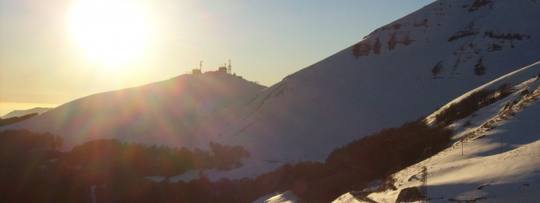 Das Skigebiet Monte Terminillo