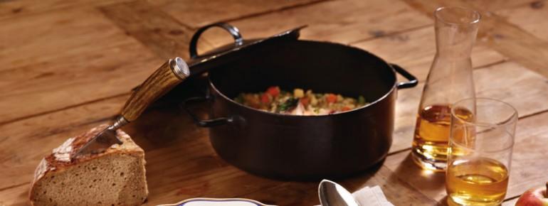 Das Lavanttal ist für seine besondere Küche bekannt