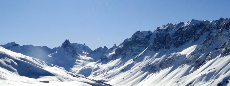 Die Savoyer Gipfel zählen zu den höchsten der Alpen