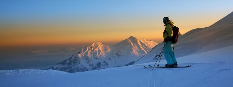 Powder snow paradies Vorarlberg
